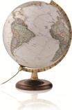 ObrázekNárodní geografická země světa (Barva oceánu: bílá, Jazyk: Anglicky)