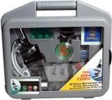 ObrázekByomic Beginners Microsope Set 100, 400 and 900x in Case