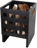 Afbeelding vanEsschert Design Fancy Flames Modern (Hoogte: 40 cm, Vorm: vierkant)