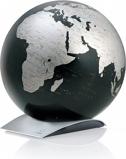 Image ofCaptial Q Silver Globe (Ocean colour: black)