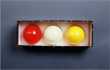 Immagine diAramith Economy Torneo palle di carambola