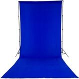 Bild avLastolit Curtain Chromakey Blue 300x700CM