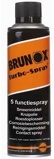 Afbeelding vanBrunox turbo spray multifunctionele 100 ml