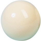 Billede afAramith poolkugle 60.3mm hvid