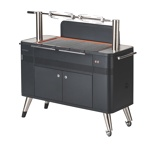 Afbeelding vanEverdure HUB Electric Ignition Charcoal Barbeque