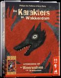 Afbeelding van999 Games spel De Weerwolven van Wakkerdam: Karakters