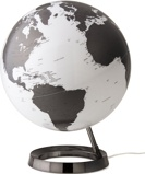 Image ofAtmosphere Light&Colour globe (Color of the base: charcoal)