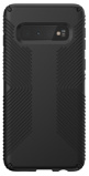 Afbeelding vangsmschermkapot Speck Presidio Grip Samsung Galaxy S10 Black