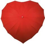 Afbeelding vanImpliva hartparaplu (Kleur paraplu: rood)