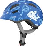 Immagine diCasco da bicicletta Abus Smiley 2.0 (colore: bianco/blu, misurare: M)