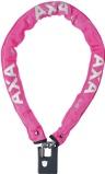 Immagine diAXA Clinch + serratura a catena 85/6 (Lucchetto a colori: rosa)