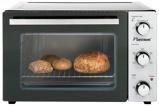 Afbeelding vanBestron AOV31 Grill/ bakoven met draaispit en hetelucht mini (Roestvrij staal/zwart)