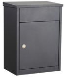 Image ofAllux 500 Cylinder Lock Package Letterbox (Colour: anthracite)