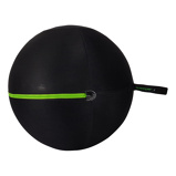 Afbeelding vanTunturi Gymball Cover 75cm With Green Zipper