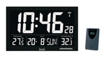 Image ofBalance Time LCD channel controlled wall clock