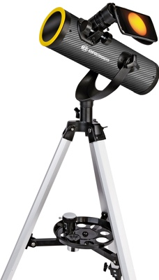 Image of Bresser Solarix 76/350 Telescope with Solar Filter