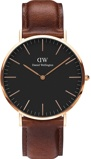 Image ofDaniel Wellington Classic Black t Mawe 40mm watch