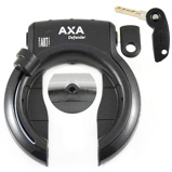 Billede afAxa Defender ringlås sort