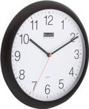 Image ofBalance Time Classico wall clock (Colour: black)