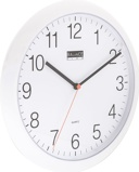 Image ofBalance Time Classico wall clock (Colour: white)