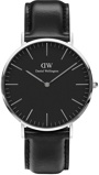 Image ofDaniel Wellington Classic Black Sheffield 40mm watch