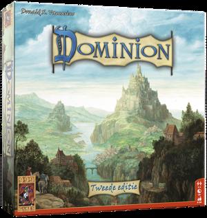 Afbeelding van 999 Games Dominion kaartspel