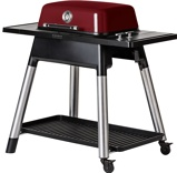 Afbeelding vanEverdure FORCE Gas Barbeque with Stand (ULPG) Red