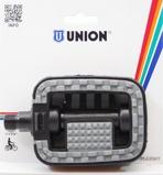 Afbeelding vanUnion Platformpedaal Stadsfiets SP 807 9/16 Inch Zwart Per Set