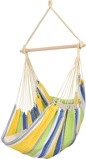 Image ofAmazonas Relax Hanging Chair (Colour: yellow/green/blue)