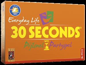 Afbeelding van 999 Games spel 30 Seconds Everyday Life