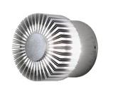 Afbeelding vanKonstmide effectrijke led buitenwandlamp Monza, aluminium, 3 W, energie efficiëntie: A+