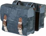 ObrázekBasil Bohème dvojitá taška na kolo (Barva: modrá)