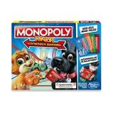 Afbeelding vanHasbro Gaming Monopoly Junior electronisch bankieren kinderspel