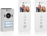Afbeelding vanSmartwares DIC 22122 Video Intercom Systeem Voor 2 Appartementen