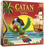 Afbeelding van999 Games Catan junior kinderspel