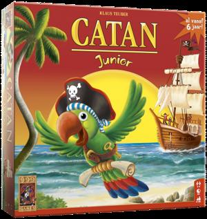 Afbeelding van 999 Games Catan junior kinderspel