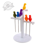 Image ofBalvi Birdies party sticks set of 6