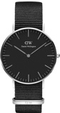Image ofDaniel Wellington Classic Black Cornwall 36mm watch