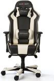 Afbeelding vanDX Racer King Gaming Chair gamestoel (Kleur: wit/zwart)