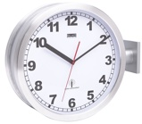 Image ofBalance Time Double DCF station clock