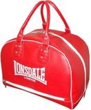 Afbeelding vanLonsdale lederen bokstas (Kleur: rood)