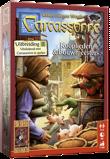 Afbeelding van999 Games Carcassonne: kooplieden & bouwmeesters Uitbreidingsspel
