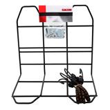 Afbeelding vanSimson bagagerekje met spinbinder zwart