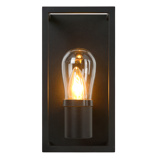 Afbeelding vanLucide wandlamp Carlyn badkamer wit, voor badkamer, aluminium, E14, 6 W, energie efficiëntie: A++, B: 12.5 cm, H: 25 cm