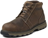 Bild avCAT Safety Boots Parker High Brown 42