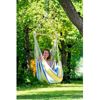 Thumbnail of Amazonas Relax Hanging Chair (Colour: yellow/green/blue)