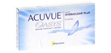 Image ofAcuvue Oasys (6 contact lenses)