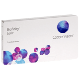 Εικόνα τουBiofinity Toric (3 contact lenses)