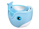Afbeelding vanBaby Whale Spa Blue & White