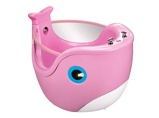 Afbeelding vanBaby Whale Spa Pink & White